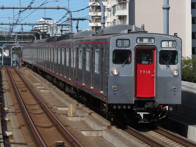 相鉄線7000系 7710F