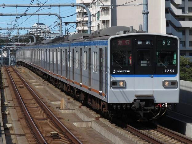 相鉄線新7000系 7755F