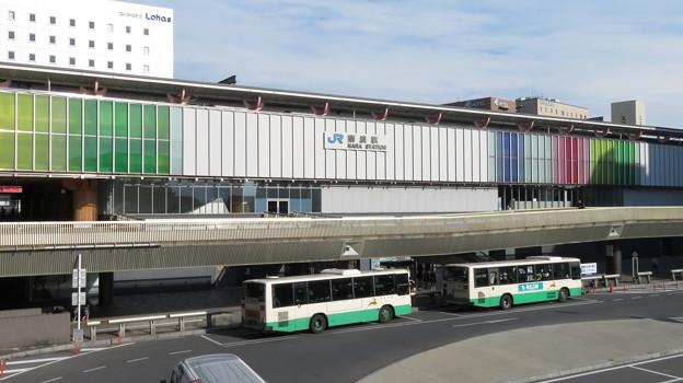 奈良駅 西口