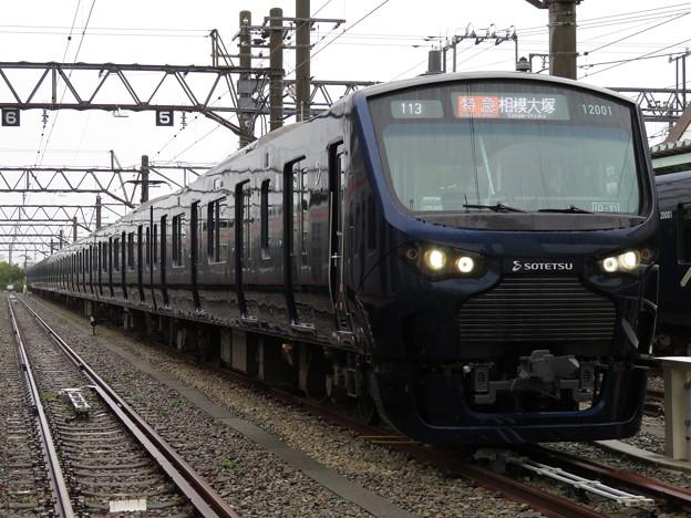 相鉄12000系 12101F
