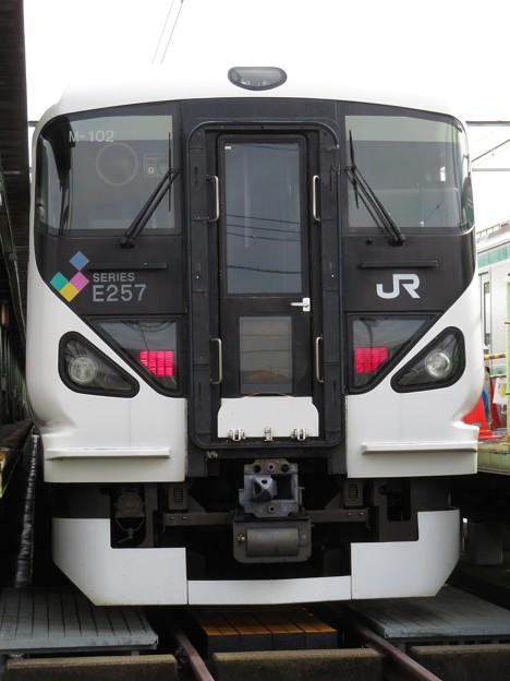 E257系0番台 M-102編成