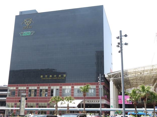 鹿児島中央駅 東口