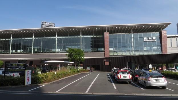 熊本駅 西口