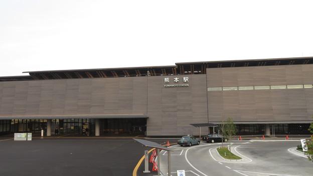 熊本駅 東口