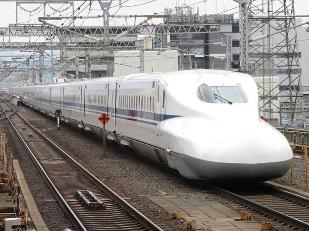 東海道・山陽新幹線N700系4000番台 F18編成