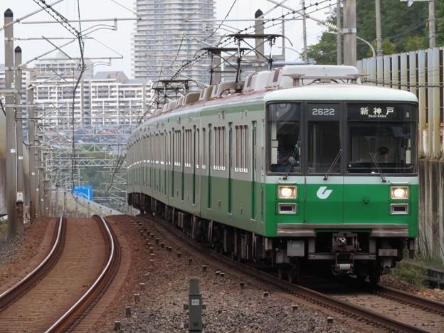 神戸市営西神・山手線2000形 2122F