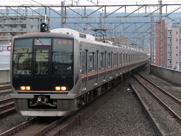 学研都市・東西線321系 D13編成