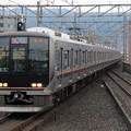 Photos: 学研都市・東西線321系 D13編成