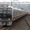 Photos: 学研都市・東西線207系1000番台 S4+H5編成