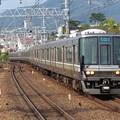 京都・神戸線新快速223系2000番台 V60他12両編成