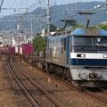 Photos: EF210-158+コキ