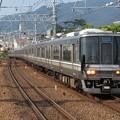 Photos: 京都・神戸線新快速223系2000番台 V7他12両編成