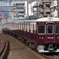 Photos: 阪急宝塚線7000系 7018F