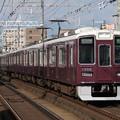 阪急京都線1300系 1302F