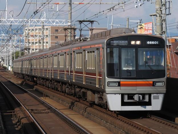 大阪メトロ堺筋線66系 66601F