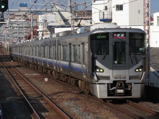 大阪環状線225系5000番台 HF418+HE428編成
