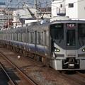 Photos: 大阪環状線225系5000番台 HF418+HE428編成