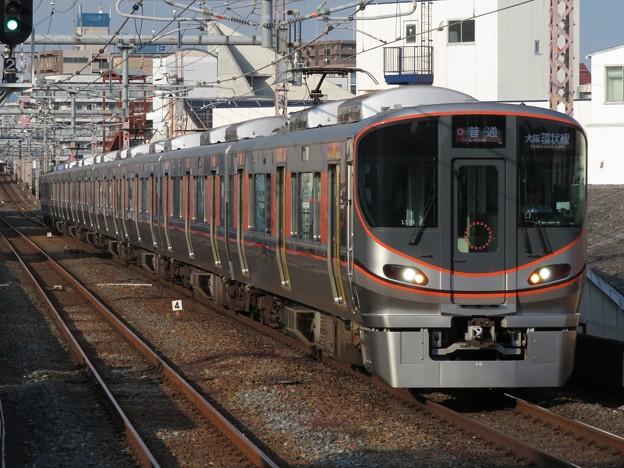 大阪環状線323系 LS14編成