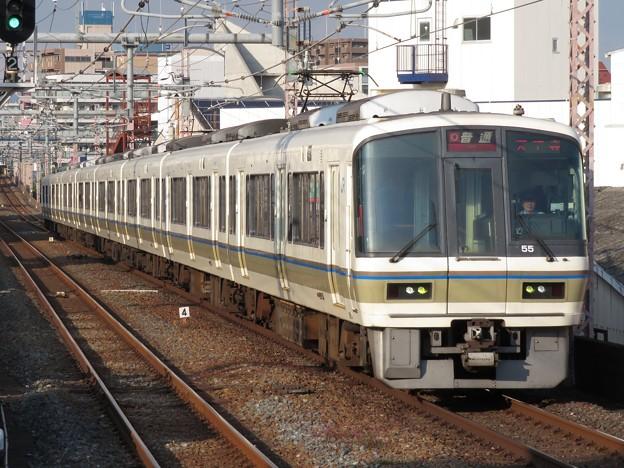 大阪環状線221系 NB807編成