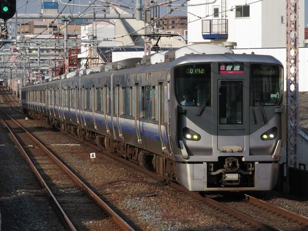 大阪環状線225系5000番台 HF410+HE416編成