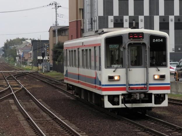 関鉄常総線キハ2400形 キハ2404