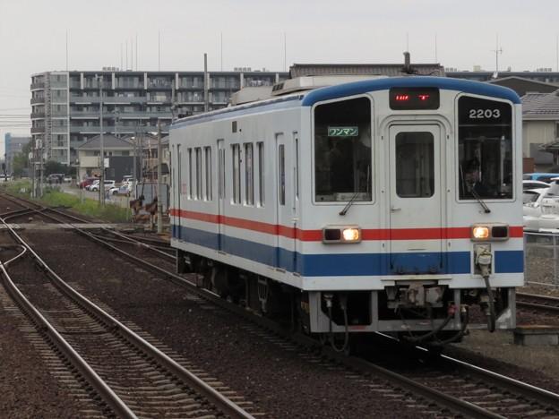 関鉄常総線キハ2200形 キハ2203