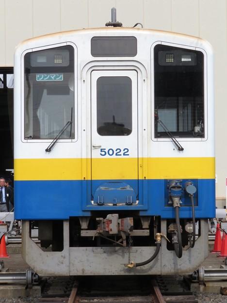 関鉄キハ5020形 キハ5022