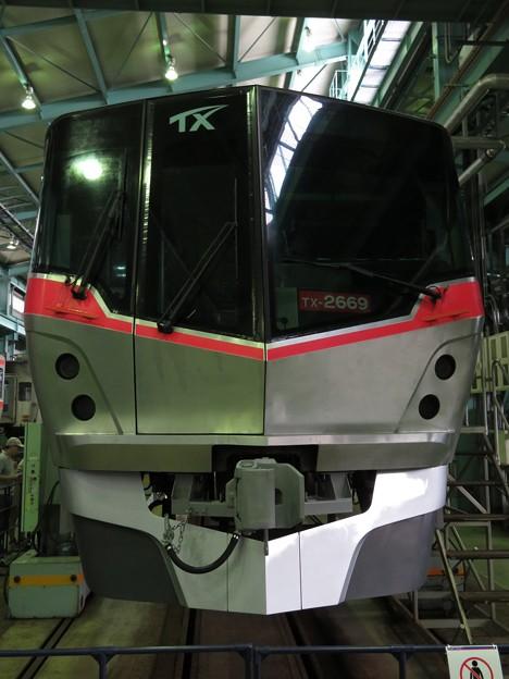つくばエクスプレスTX-2000系 TX-2669