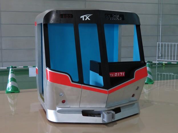 つくばエクスプレスTX-2000系模型 TX-2171