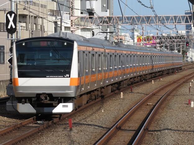 中央快速線E233系0番台 T31編成