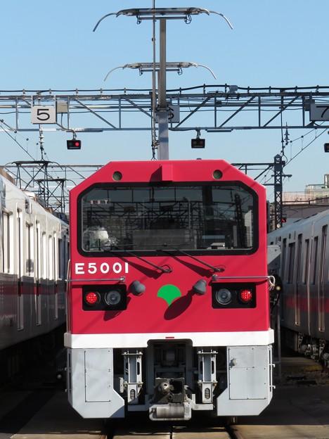都営E5000形 E5001
