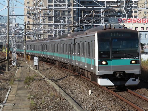 常磐緩行線E233系2000番台 マト11編成