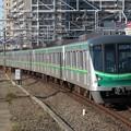 東京メトロ千代田線16000系 16136F