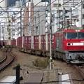 Photos: EH500-60+コキ