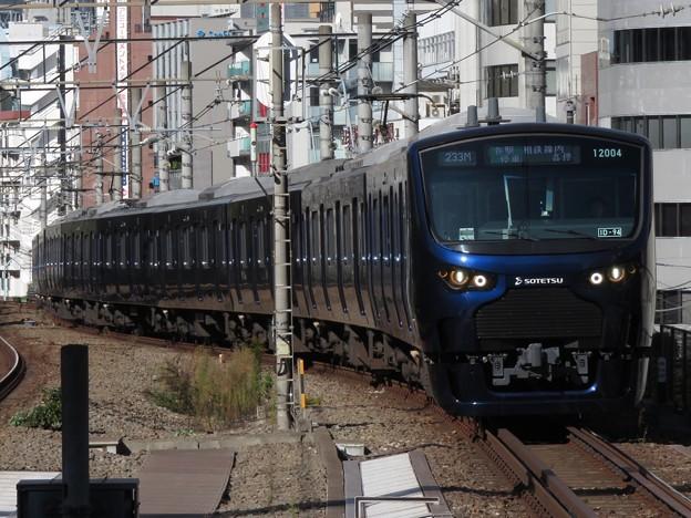 相鉄線12000系 12104F