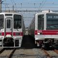 東武31606F・21804F 2並び