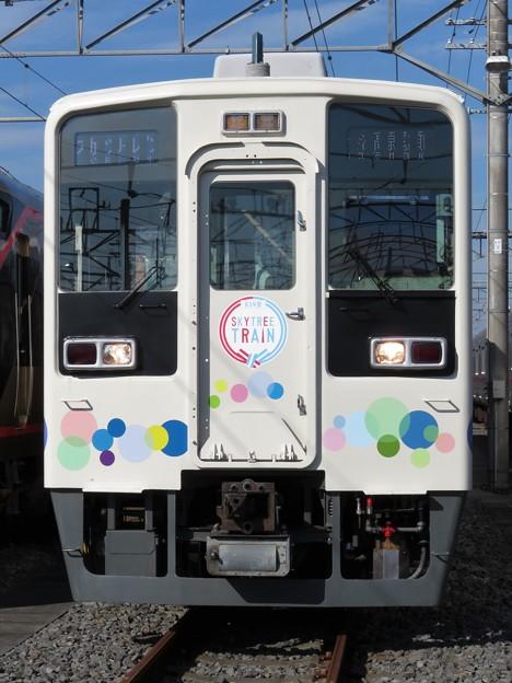 東武スカイツリートレイン634型 634-11F