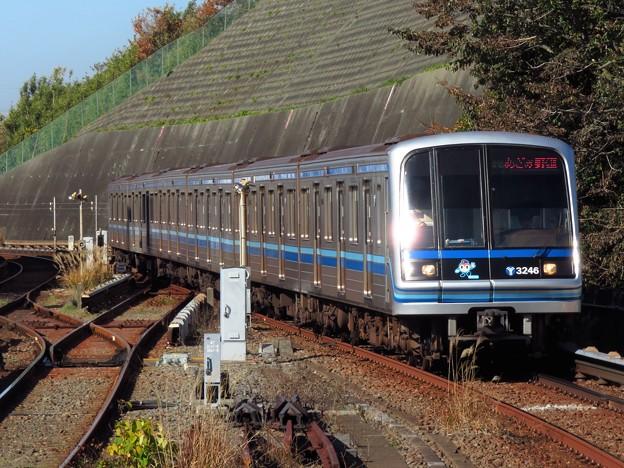 横浜市営ブルーライン3000A形 3241F