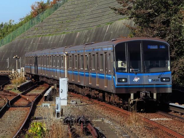横浜市営ブルーライン3000R形 3421F
