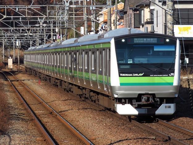 横浜線E233系6000番台 H001編成