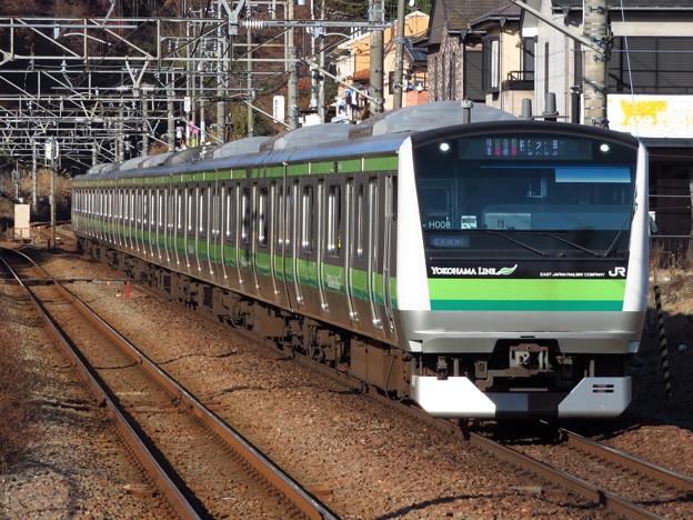 横浜線E233系6000番台 H008編成