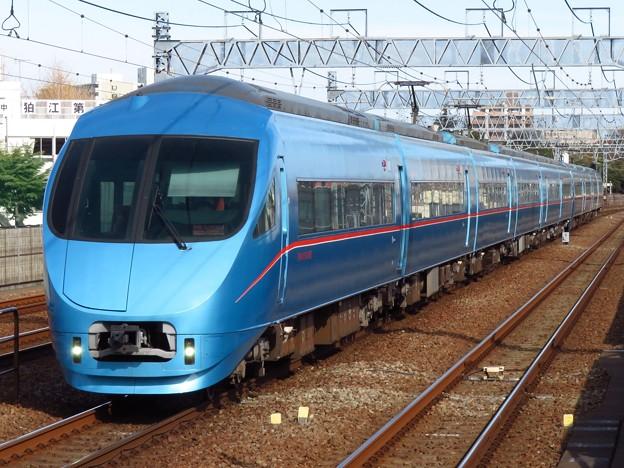 小田急ロマンスカーMSE60000形 60251F+60053F