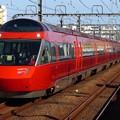 小田急ロマンスカーGSE70000形 70052F