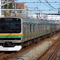Photos: 東海道線E231系1000番台 K-22+E-56編成