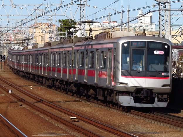 東横線5050系 5163F