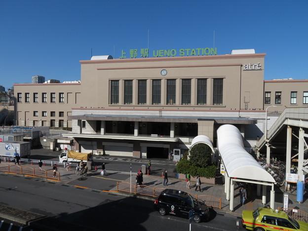 上野駅 正面口