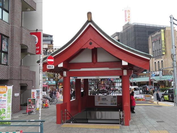 浅草駅(銀座線)