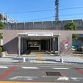 多摩川駅 西口