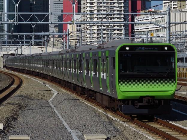 山手線E235系 トウ36編成