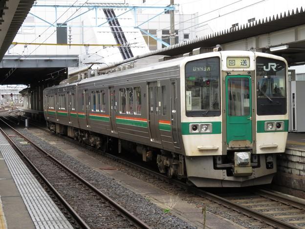 山形線719系5000番台 Y-4編成